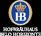 Logo Branca Hofbräuhaus Belo Horizonte