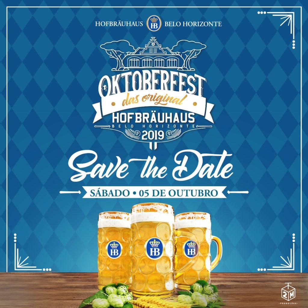 Oktoberfest Hofbrau 2019 dia 05 de Outubro